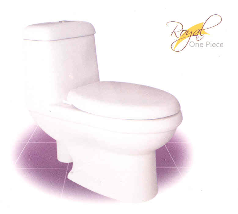 COMMODE ONE PEICE